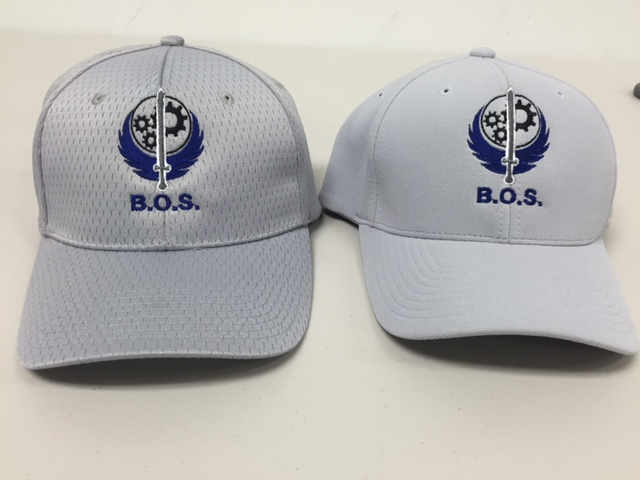 Embroidery - BOS Hat